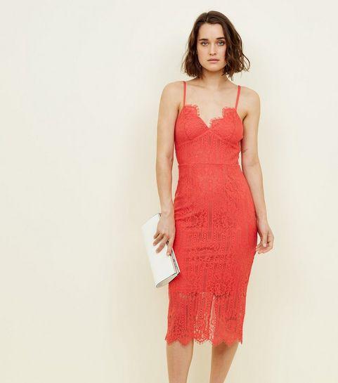 Orangene Kleider | Zitrus, Korall und Kupfer | New Look