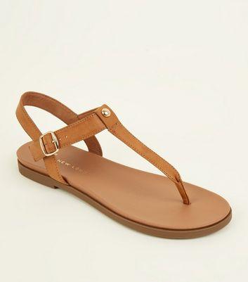 Femmes Pambo Pieds De Large Sandalen Nouveau Look m6MqfdKpx