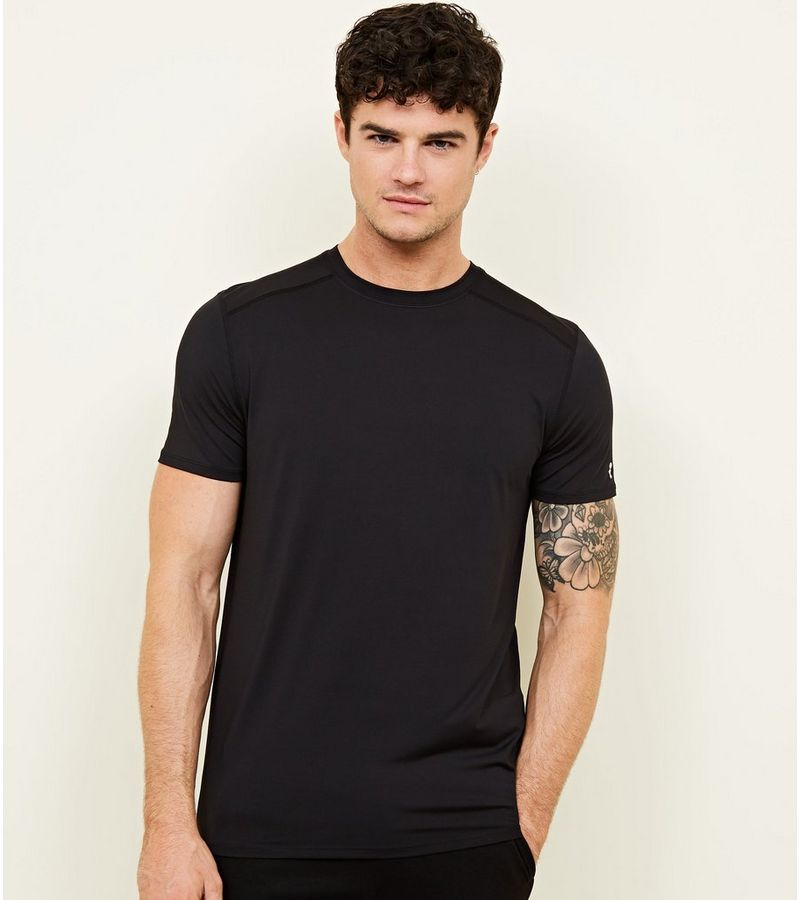 New Look - stretch-t-shirt - 1