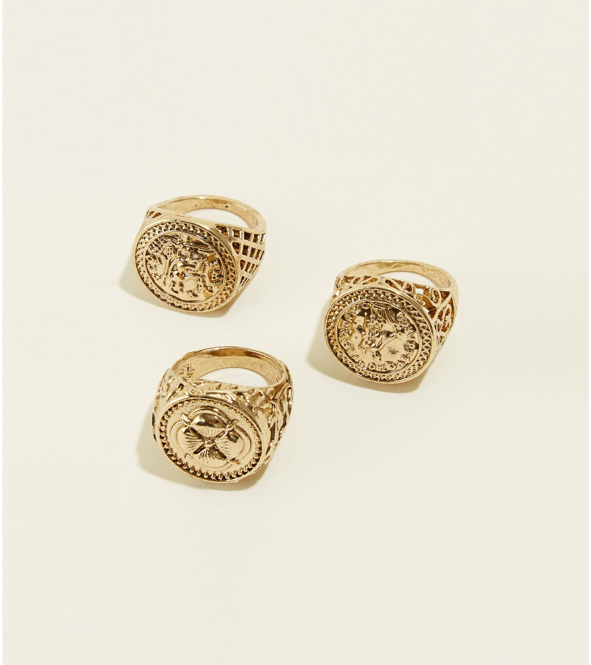 coin daisy gold products sovereign copy ring rings westmount exclusive montreal