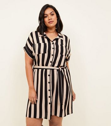 Robe cocktail grande taille femme
