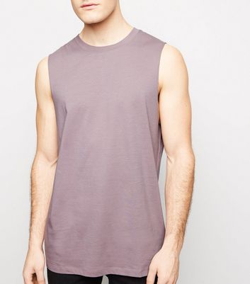 Light Purple Tank Top