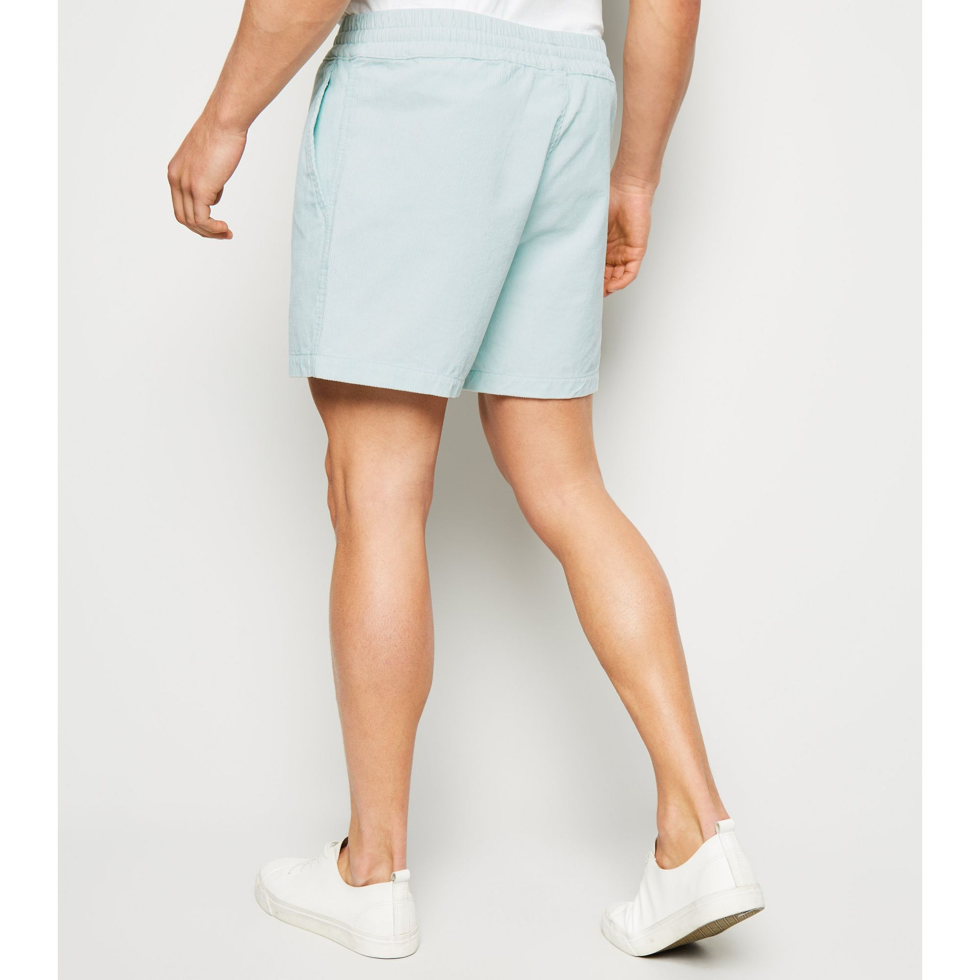 New Look  Corduroy Drawstring Shorts