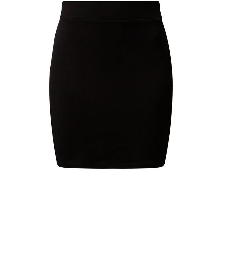 Socialismo raccogliere Perché  Black High Waisted Tube Skirt | New Look