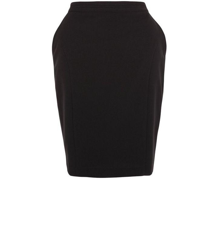 Black Pencil Skirt New Look