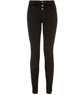 Tall 36in Black High Waisted Supersoft Super Skinny Jeans Für später speichern Von gespeicherten Artikeln entfernen
