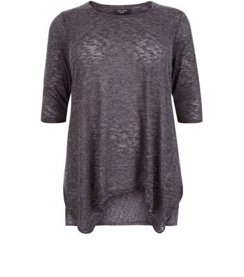 Yours Clothing Women/'s Plus Size Fine Knit Cardigan