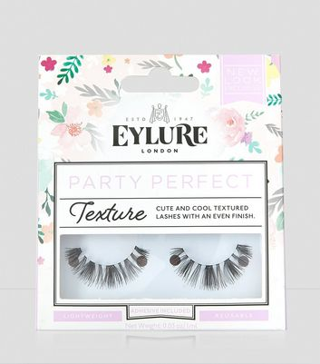 Eylure Black Party Perfect 154 False Eyelashes New Look