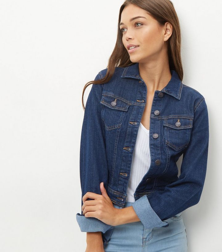 54284a3ea Blue Denim Jacket Add to Saved Items Remove from Saved Items