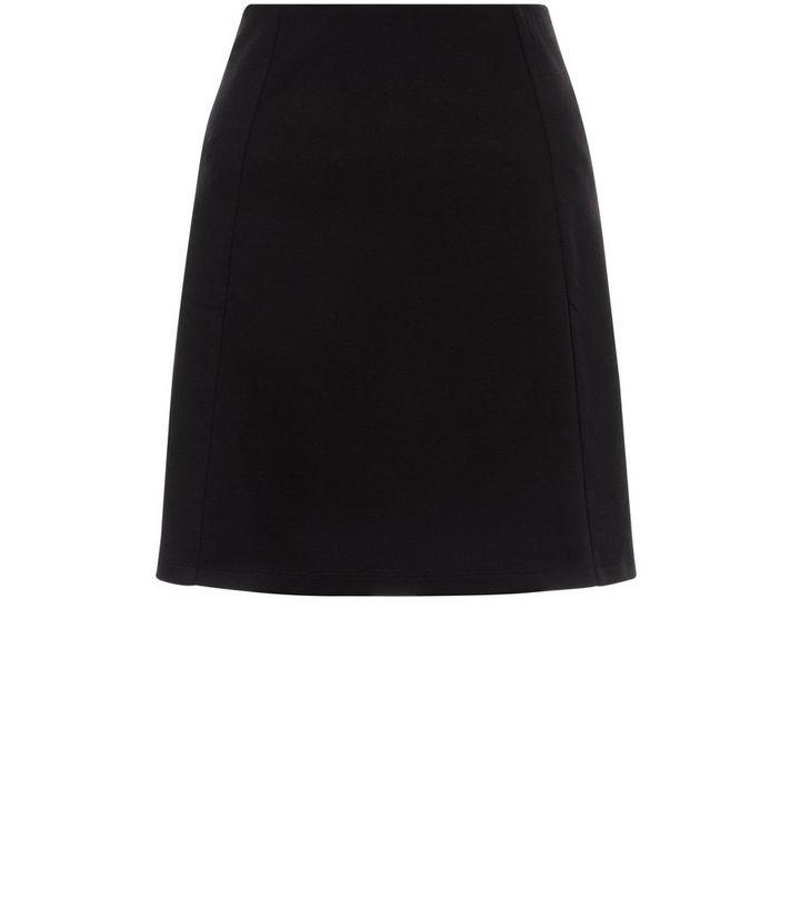 c4cffb914 Black A-Line Skirt | New Look