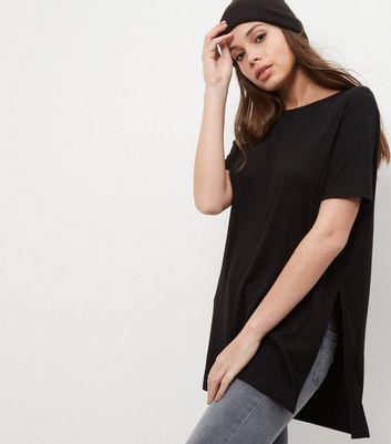 ladies longline t shirt
