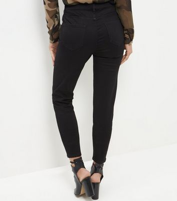 Tall Black Jeggings New Look