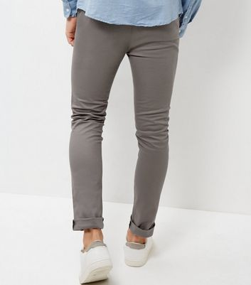 Mink Skinny Trousers New Look