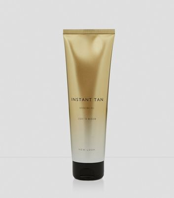 Instant Bronzing Gel Light to Medium New Look