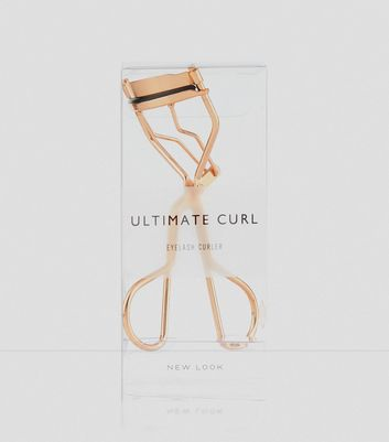 Gold Eyelash Curlers New Look