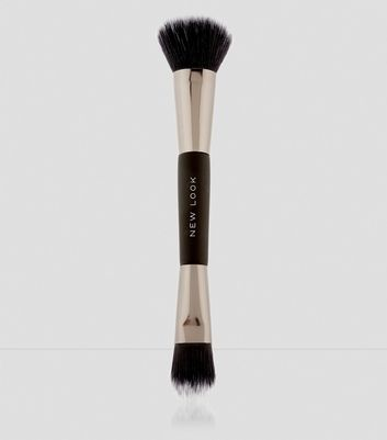 Double Ended Face Brush New Look
