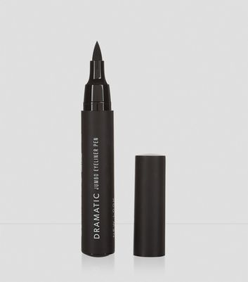 Black Dramatic Jumbo Eyeliner Pen New Look