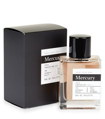 Mercury Fragrance New Look