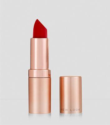 Red Matte Lipstick New Look