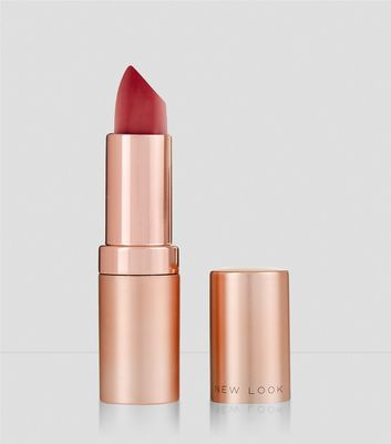 Orchid Matte Lipstick New Look