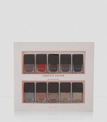 Complete Colour Nail Polish Collection New Look