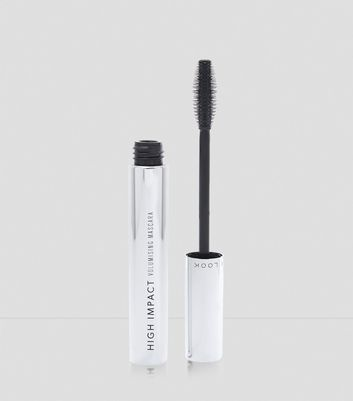 Black High Impact Volumising Mascara New Look
