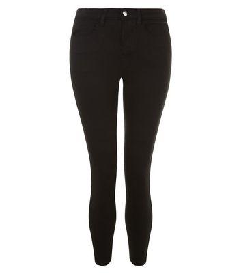 Petite Black Super Soft Super Skinny India Jeans New Look
