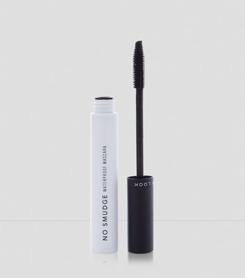 Black No Smudge Waterproof Mascara New Look