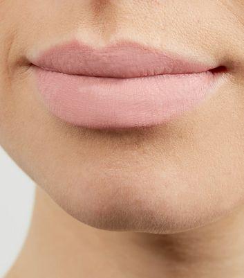 Nude Pink Matte Liquid Lipstick New Look