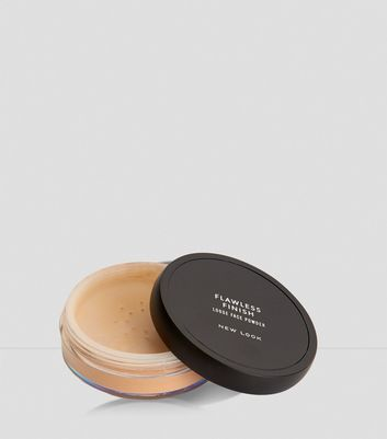 Natural Beige Flawless Finish Loose Powder New Look