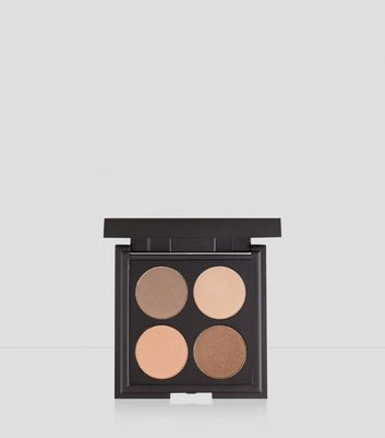 Dark Nudes Eyeshadow Palette New Look