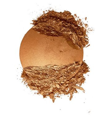 Bronze Baked Face Powder New Look