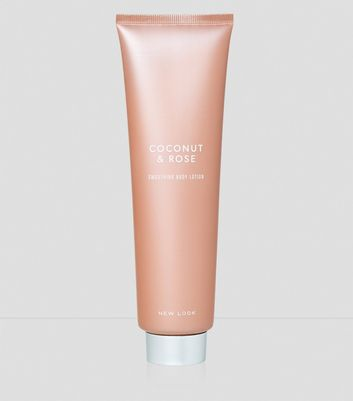 Coconut and Rose Body Lotion New Look