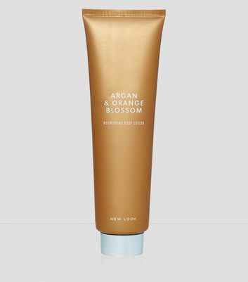Argan and Orange Body Lotion New Look