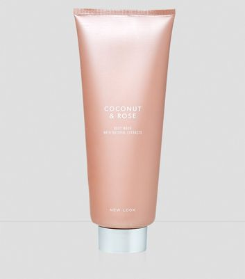 Coconut and Rose Body Wash New Look