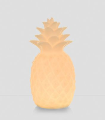 White Pineapple Light New Look