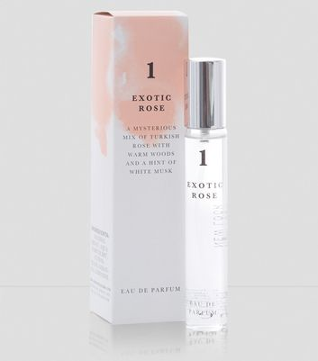 Mix and Match Fragrance Layering Floral Exotic Rose 20ml New Look