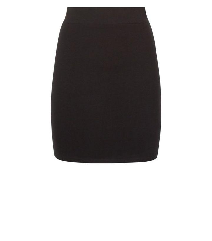 3399b0c260ac0 ... Black Cotton Mix Mini Tube Skirt. ×. ×. ×. Shop the look