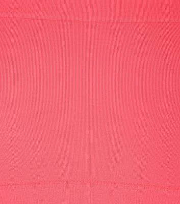 Teens Bright Pink Bandeau Top New Look