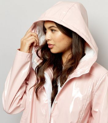 Pink Anorak New Look