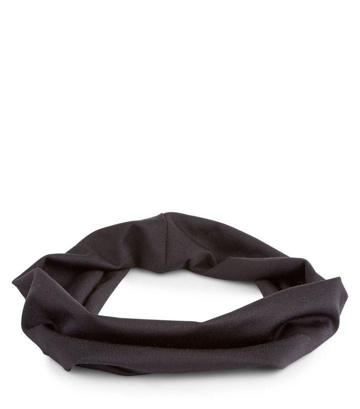 Black Stretch Headband  c71d3fe59c7