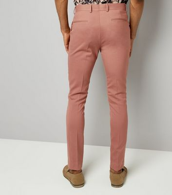 Deep Pink Suit Trousers New Look