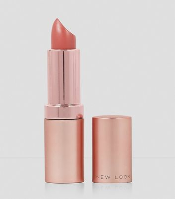 Terracotta Orange Matte Lipstick New Look