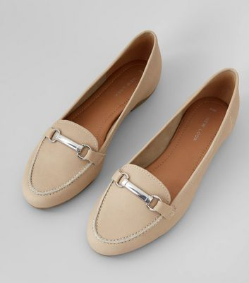 grey-leather-snaffle-trim-loafers