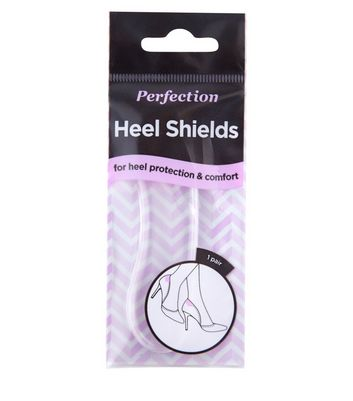 Clear Heel Shields New Look