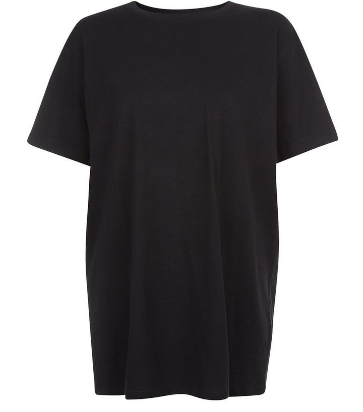 cabaddc871a ... Womens Clothing · Women's Tops · Tall Black Oversized T-Shirt. ×. ×. ×.  Shop the look