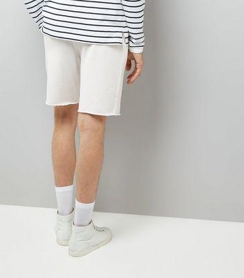 off-white-raw-hem-shorts