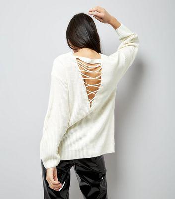 cream-lattice-back-ribbed-jumper