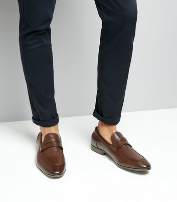 Brown Loafers New Look