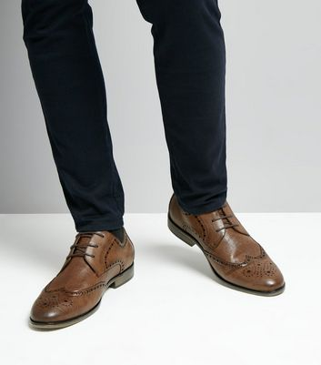 Brown Formal Brogues New Look